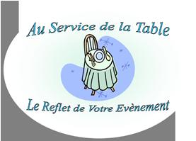 AU SERVICE DE LA TABLE